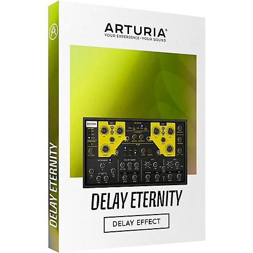 Arturia Delay Eternity (Software Download)