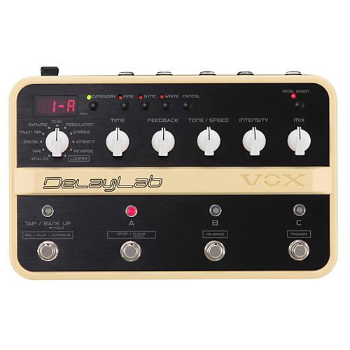 Vox DelayLab Guitar Effects Pedal