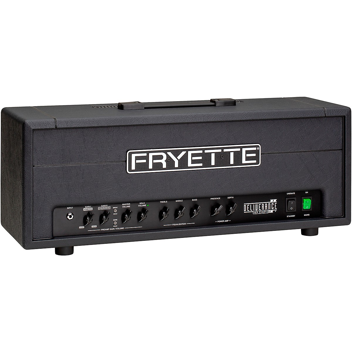 Fryette Deliverance D120 Series II 120W Tube Guitar Amp Head