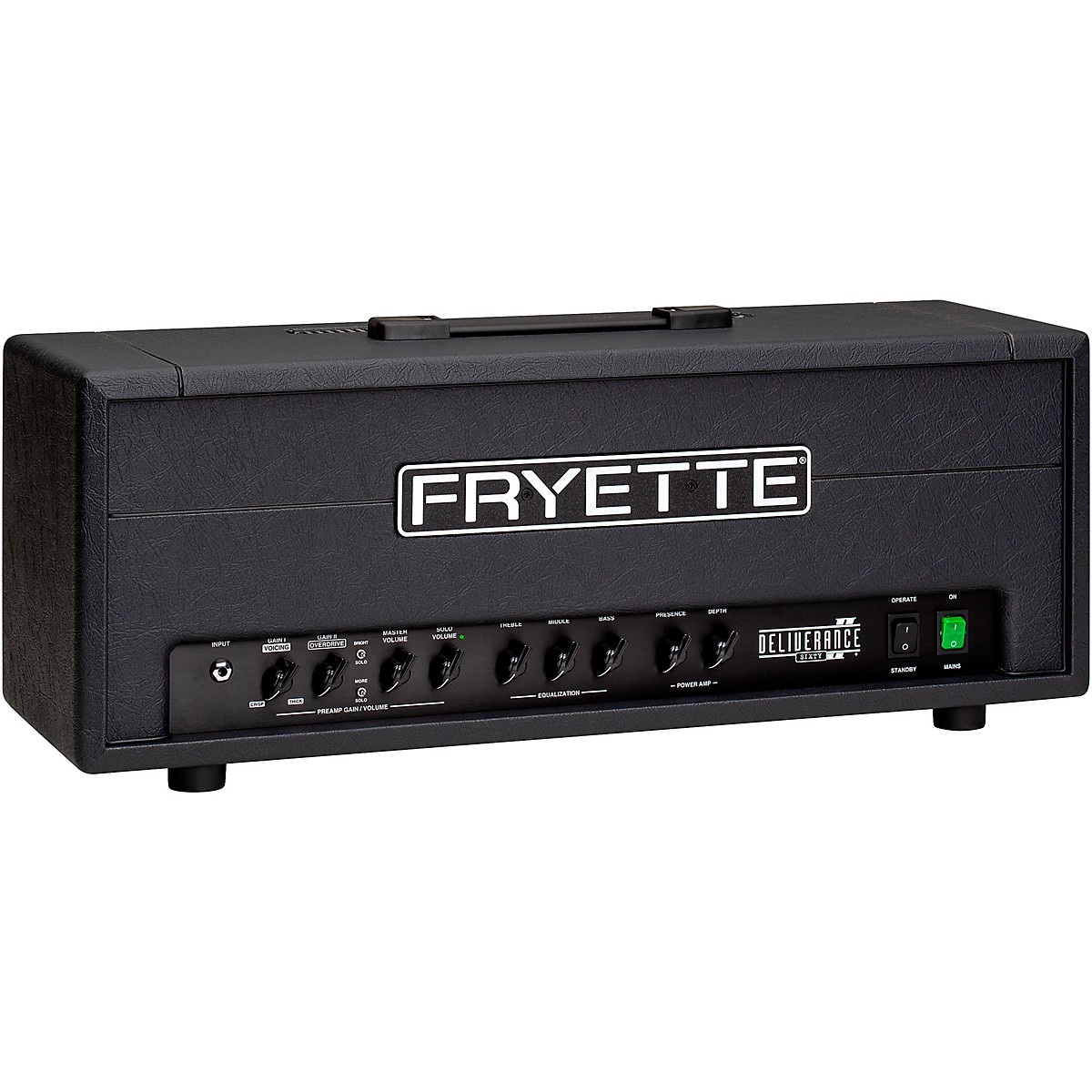 Fryette Deliverance Sixty D60 Series II 60W Tube Guitar Amp Head