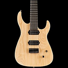 Caparison Guitars Dellinger 7 FX-AM 7 String Electric Guitar Natural