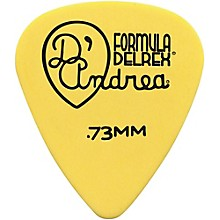 D'Andrea Delrex Delrin Guitar Picks - One Dozen