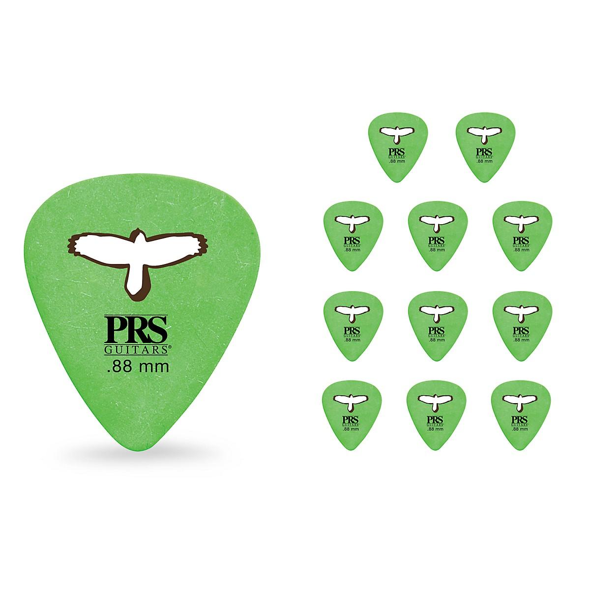 PRS Delrin Punch Guitar Picks 12 Dozen