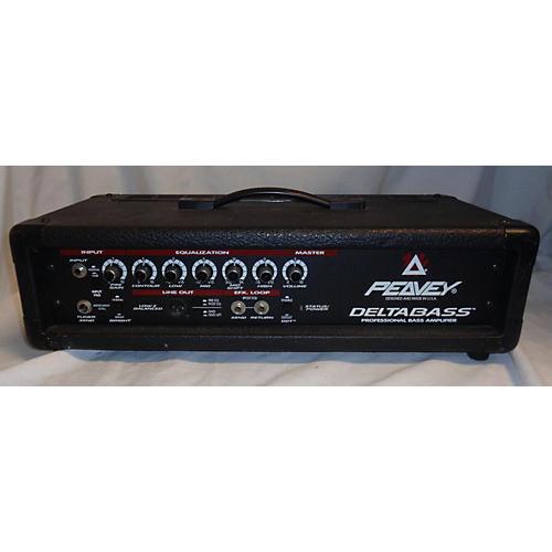Peavey Delta Bass Amp Head 90s Bass Amp Head