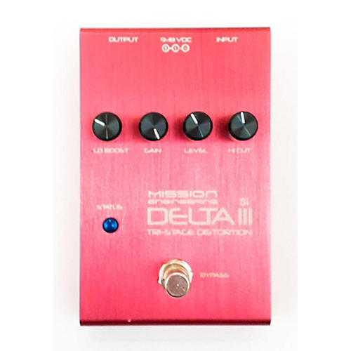 Mission Engineering Delta III Si Effect Pedal