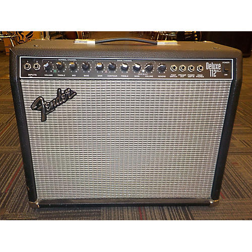 Fender Deluxe 112 Plus Tube Guitar Combo Amp