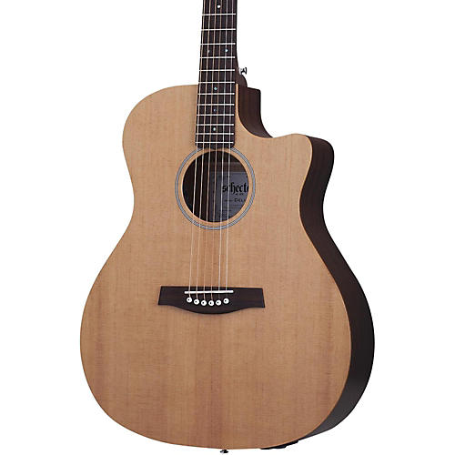 Schecter Guitar Research Deluxe Acoustic Guitar