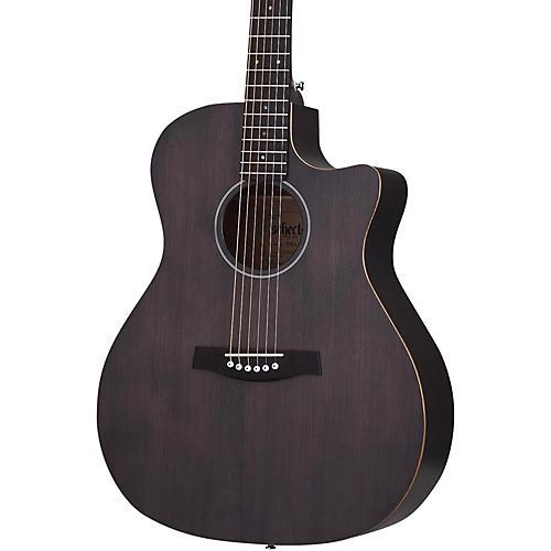 Schecter Guitar Research Deluxe Acoustic Guitar