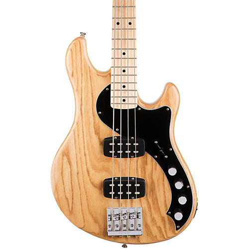 Fender Deluxe Active Dimension Bass Guitar, Maple Fingerboard