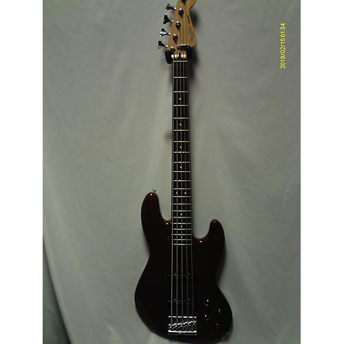 used fender deluxe active jazz bass v 5 string electric bass guitar okoume guitar center. Black Bedroom Furniture Sets. Home Design Ideas