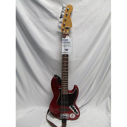 Fender Jazz Bass 5 String Controls : used fender deluxe active jazz bass v 5 string electric bass guitar hot rod red guitar center ~ Russianpoet.info Haus und Dekorationen
