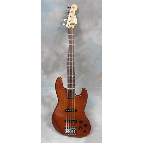 Fender Deluxe Active Jazz Bass V 5 String Okoume Electric Bass Guitar