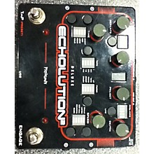 Pigtronix Deluxe Echolution2 Analog Delay Effect Pedal