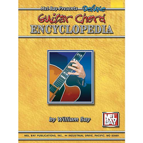 Mel Bay Deluxe Guitar Chord Encyclopedia