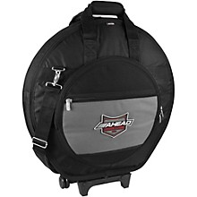 Ahead Armor Cases Deluxe Heavy Duty Cymbal Case with Wheels