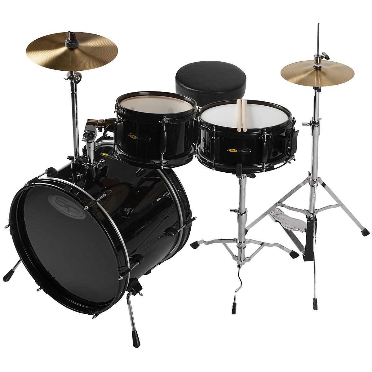 Sound Percussion Labs Deluxe Jr. 3-Piece Drum Set