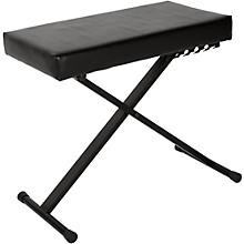 Musician's Gear Deluxe Keyboard Bench Level 1