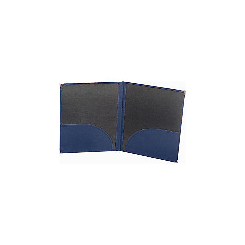Deer River Deluxe Leatherette Band Folio