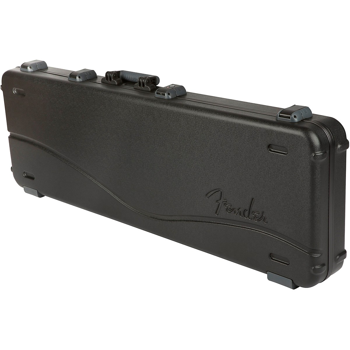 Fender Deluxe Molded ABS Left-Handed P/J Bass Guitar Case