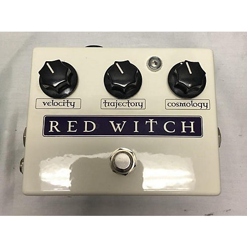 Red Witch Deluxe Moon Phaser Modulation Effect Pedal