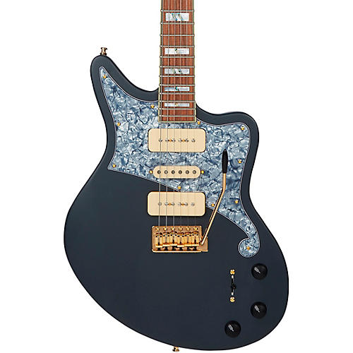 D'Angelico Deluxe Series Bedford Bob Weir Electric Guitar