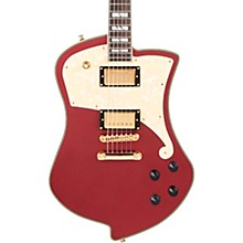 Deluxe Series Ludlow Limited-Edition Solidbody Electric Guitar with USA Seymour Duncan Humbuckers and Stopbar Tailpiece Matte Wine