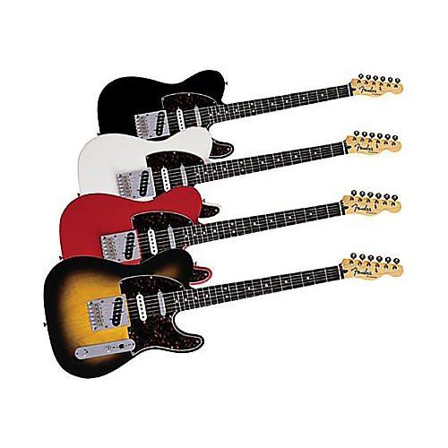 Fender Deluxe Series Nashville Power Telecaster Electric Guitar