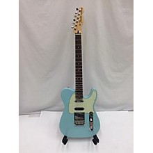 Fender Deluxe Series Nashville Telecaster Solid Body Electric Guitar