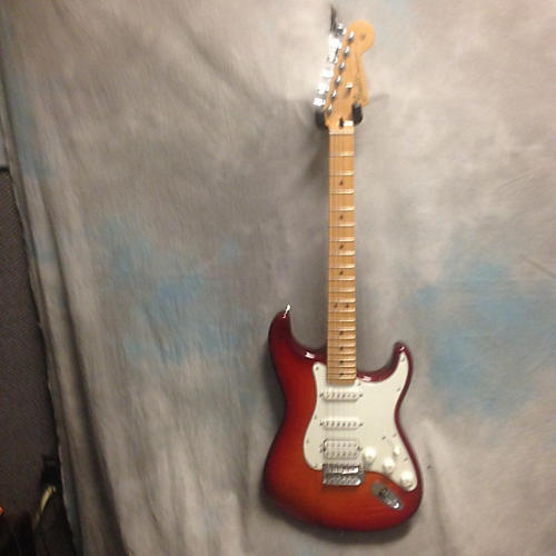 Fender Deluxe Stratocaster HSS Solid Body Electric Guitar