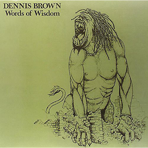Alliance Dennis Brown - Words of Wisdom