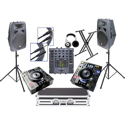 Denon DJ Denon/JBL DJ Package