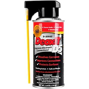 CAIG DeoxIT D5S-6 Spray, Contact Cleaner / Rejuvenator, 5 oz
