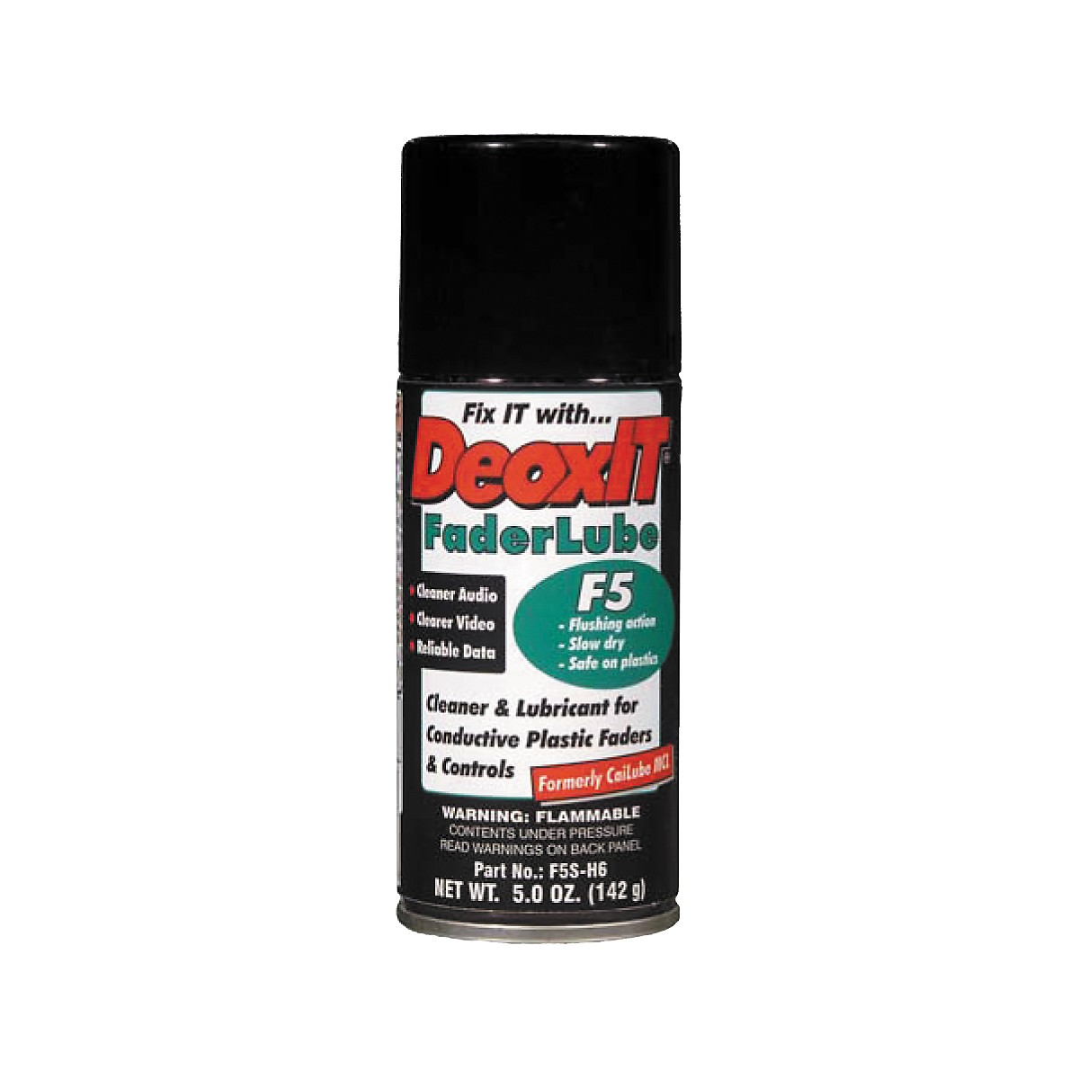 CAIG DeoxIT FaderLube Lubricant 5 oz.