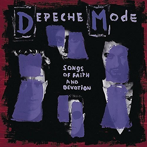 Alliance Depeche Mode - Songs Of Faith & Devotion