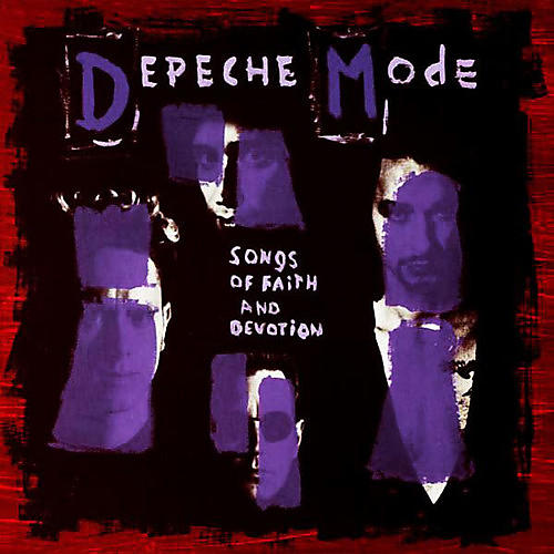 Alliance Depeche Mode - Songs of Faith & Devotion