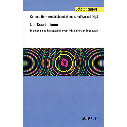 Schott Der Countertenor  (The Countertenor) Schott Series Softcover