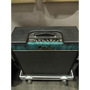 used prs derek trucks dallas 50 teal tube guitar combo amp guitar center. Black Bedroom Furniture Sets. Home Design Ideas