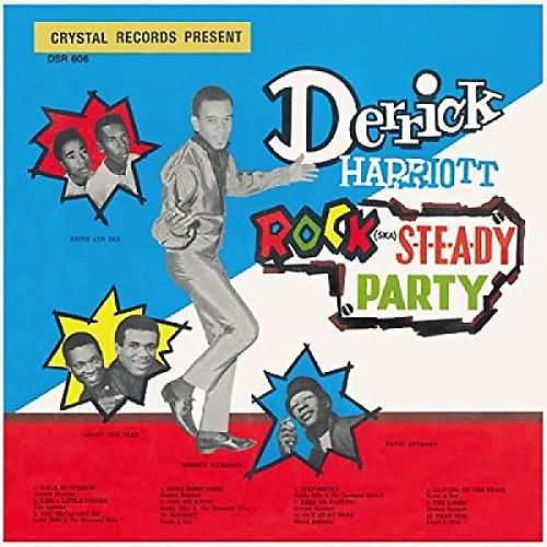 Alliance Derrick Harriott - Rock Steady Party
