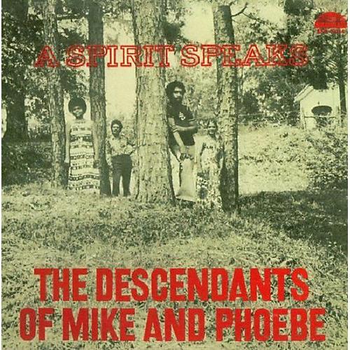 Alliance Descendants of Mike & Phoebe - Spirit Speaks