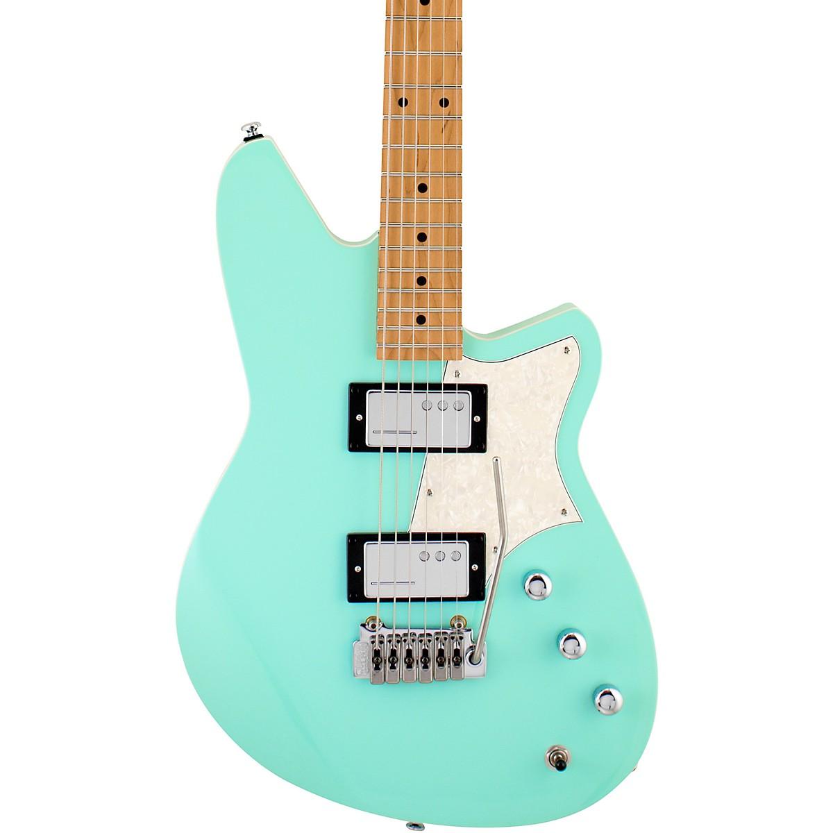 Reverend Descent HC90 Maple Fingerboard Baritone Electric Guitar