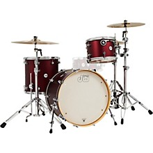 Design Series 3-Piece Shell Pack Crimson Satin Metallic