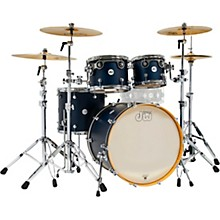 Design Series 4-Piece Shell Pack Midnight Blue Satin
