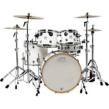 Design Series 5-Piece Lacquer Shell Pack Gloss White