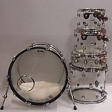 DW Design Series Acrylic Drum Kit