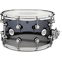 Design Series Acrylic Snare Drum 14 x 8 in. Smoke