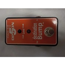 Option 5 Destination Bump Boost Effect Pedal