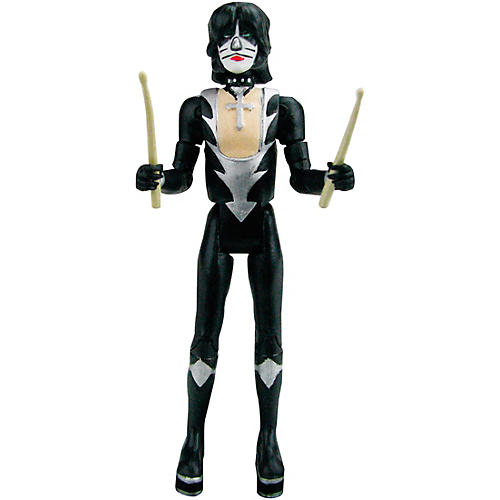 KISS Destroyer The Catman 3-3/4-Inch Action Figure