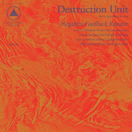 Alliance Destruction Unit - Negative Feedback Resistor
