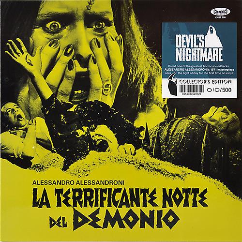 Alliance Devil's Nightmare (Original Soundtrack)
