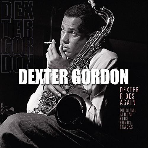 Alliance Dexter Gordon - Dexter Rides Again